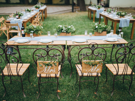 Intimate Wedding Ideas- How To Make It Special