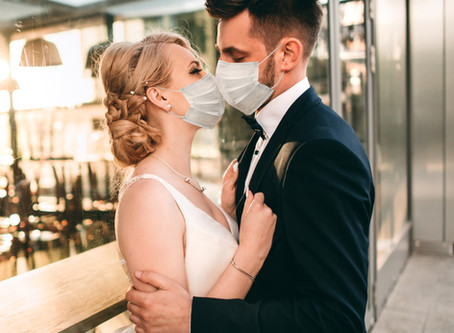 Pandemic Wedding Planning-6 Ways In Which You Can Get Married