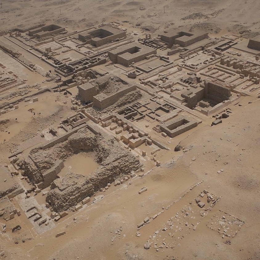 La nécropole royale de Pépy Ier à Saqqâra. Depuis les origines jusqu'aux dernières découvertes