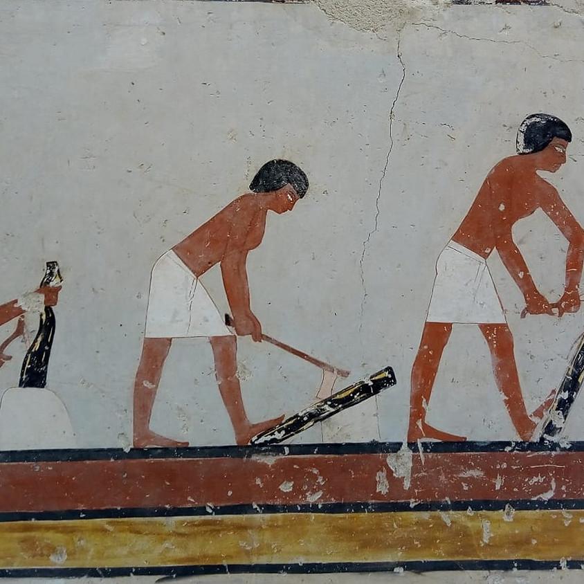 De l'objet manufacturé à l'objet de pouvoir : l'Égypte du IIe millénaire av. JC au fil du bois