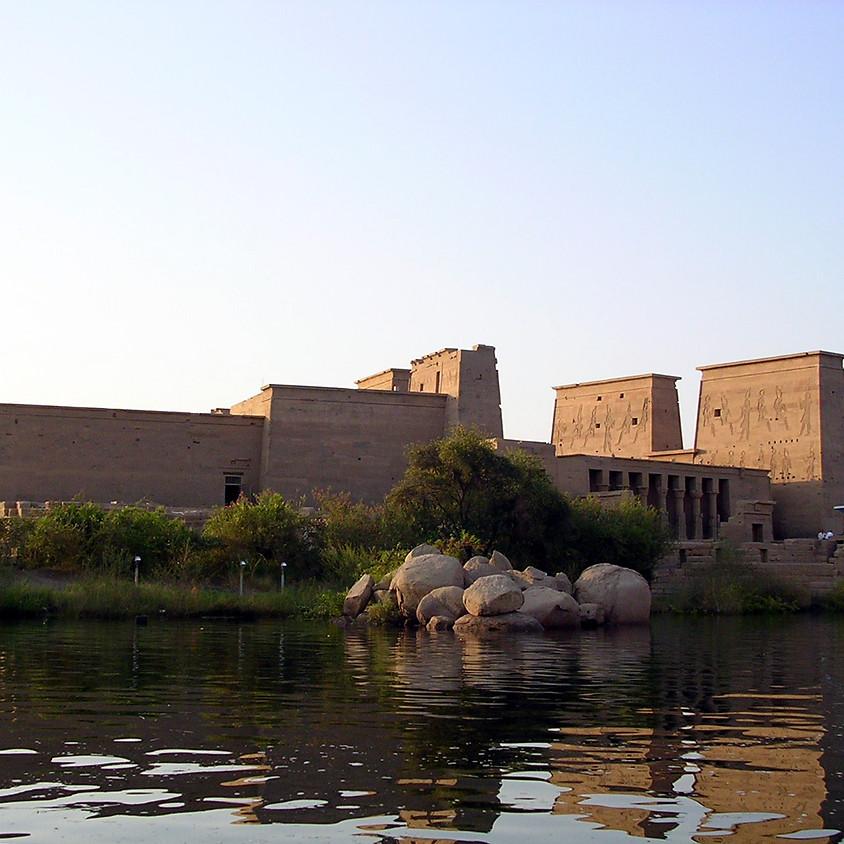 Introduction à l'Égypte pharaonique (temps, espace et hiéroglyphes)
