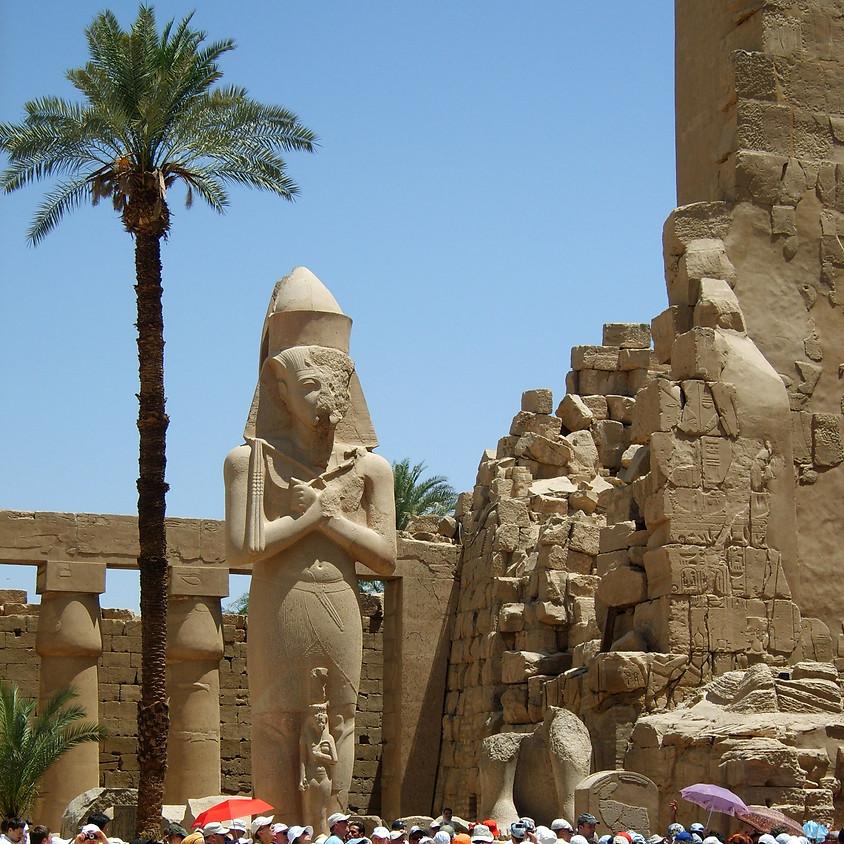 Sites archéologiques et grands pharaons ANNULE