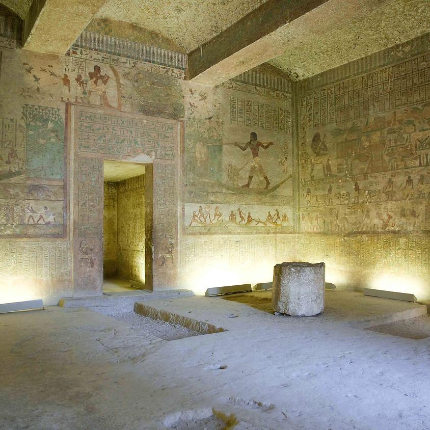 La nécropole de Béni Hassan
