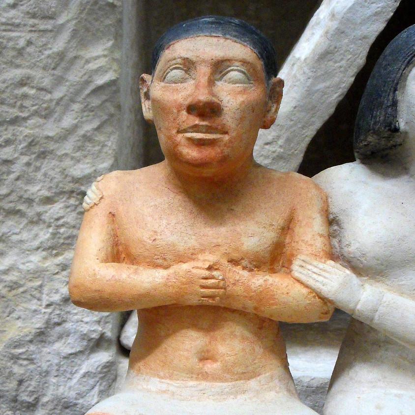 Séminaire     Différence et handicap dans l'Égypte antique : aux frontières de Maât