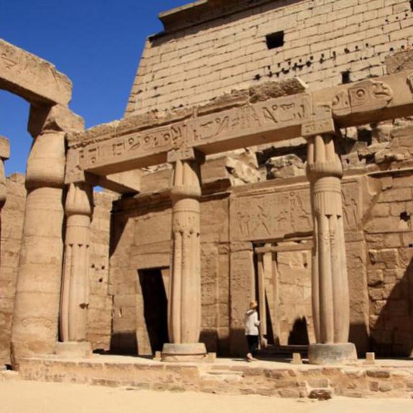 REPOUSSÉ - Voyage en Egypte