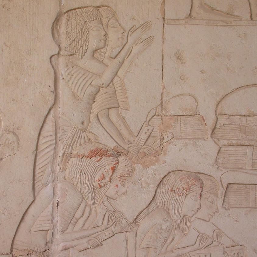A1 - Art et Hiéroglyphes