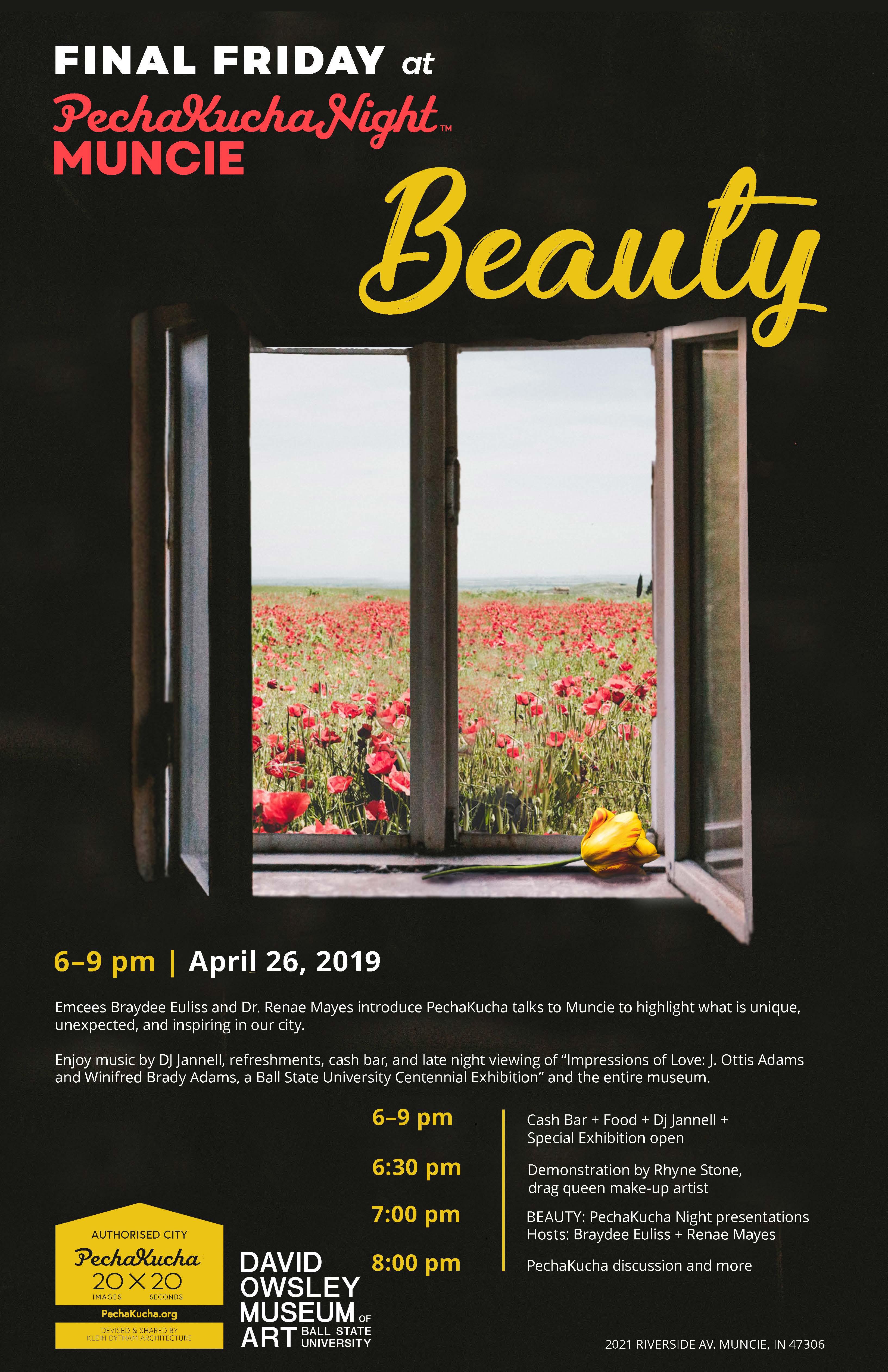 PK Beauty Poster