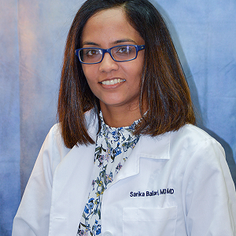 Sarika Ballari, MD, PGY-3