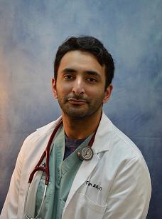 Farhan Ali, DO, FEL-1