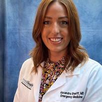 Alexandra Sheriff, MD, PGY-2