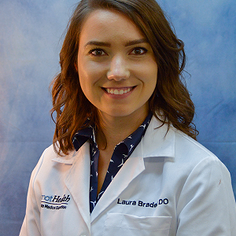 Laura Bradel, DO, PGY-3