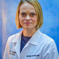 Martyna DeVries, MD, PGY-3