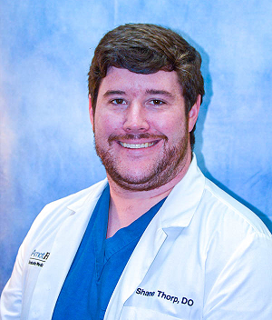 Shane Thorp, DO, PGY-4