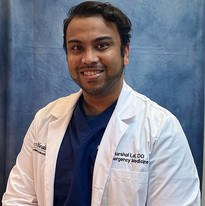 Harshal Lal, DO, PGY-2