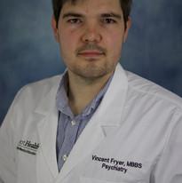 Vincent Fryer, MBBS, PGY-2