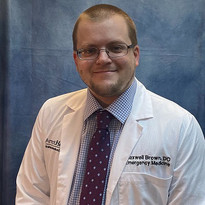 Maxwell Brown, DO, PGY-2