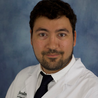 John Okcuoglu, MD, PGY-1