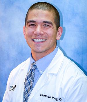 Steadman Wang, MD, PGY-3
