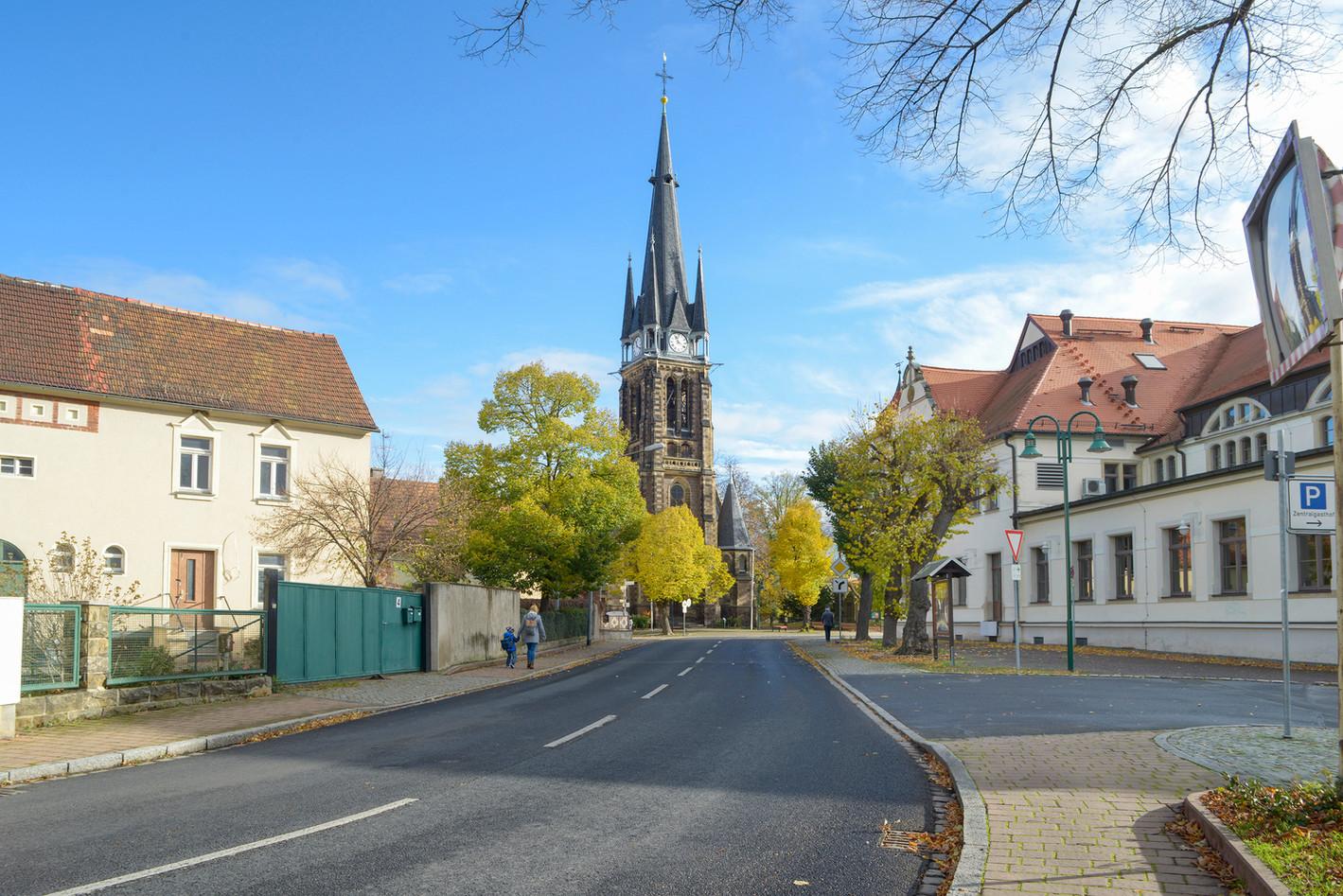 Kirche Weinböhla