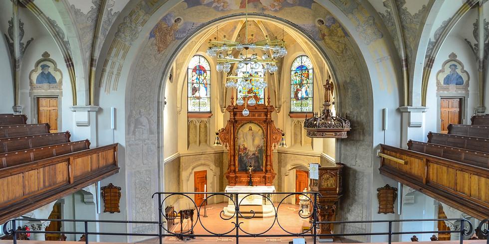 Offene Peter-Pauls-Kirche
