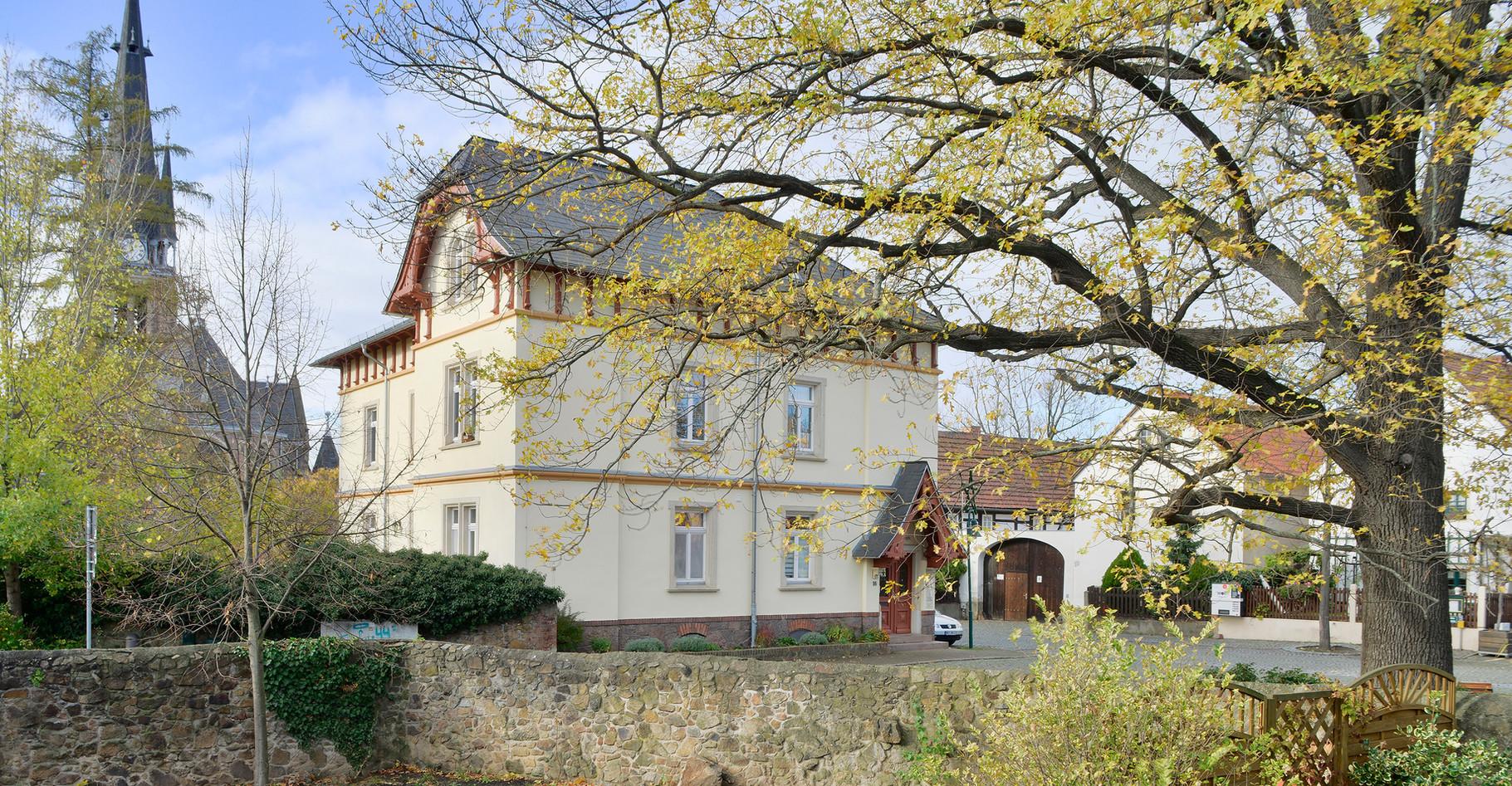 Pfarrhaus Weinböhla