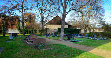 Friedhof Oberau