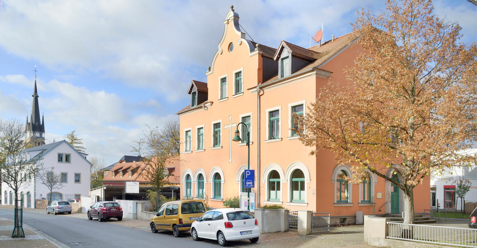 Lutherhaus Weinböhla
