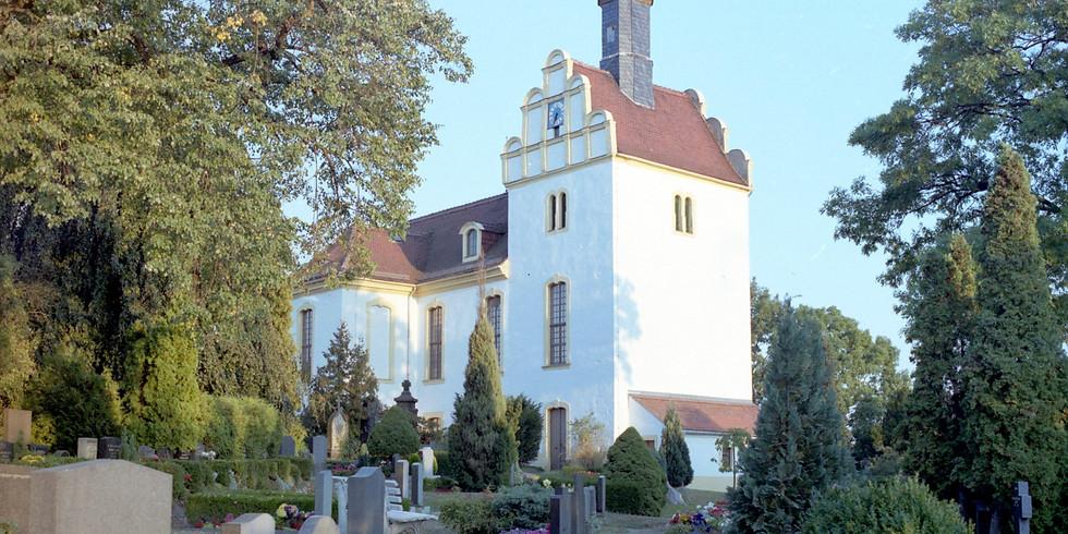 Konzert zum 15. Geburtstag  der Brockwitzer Orgel am  Reformationstag