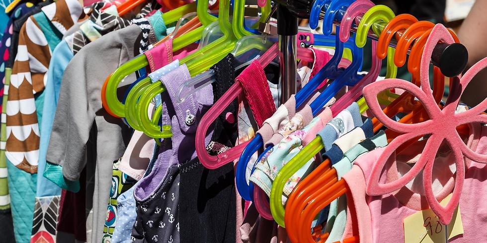 ABGESAGT – Kinderkleider- und Spielzeugmarkt