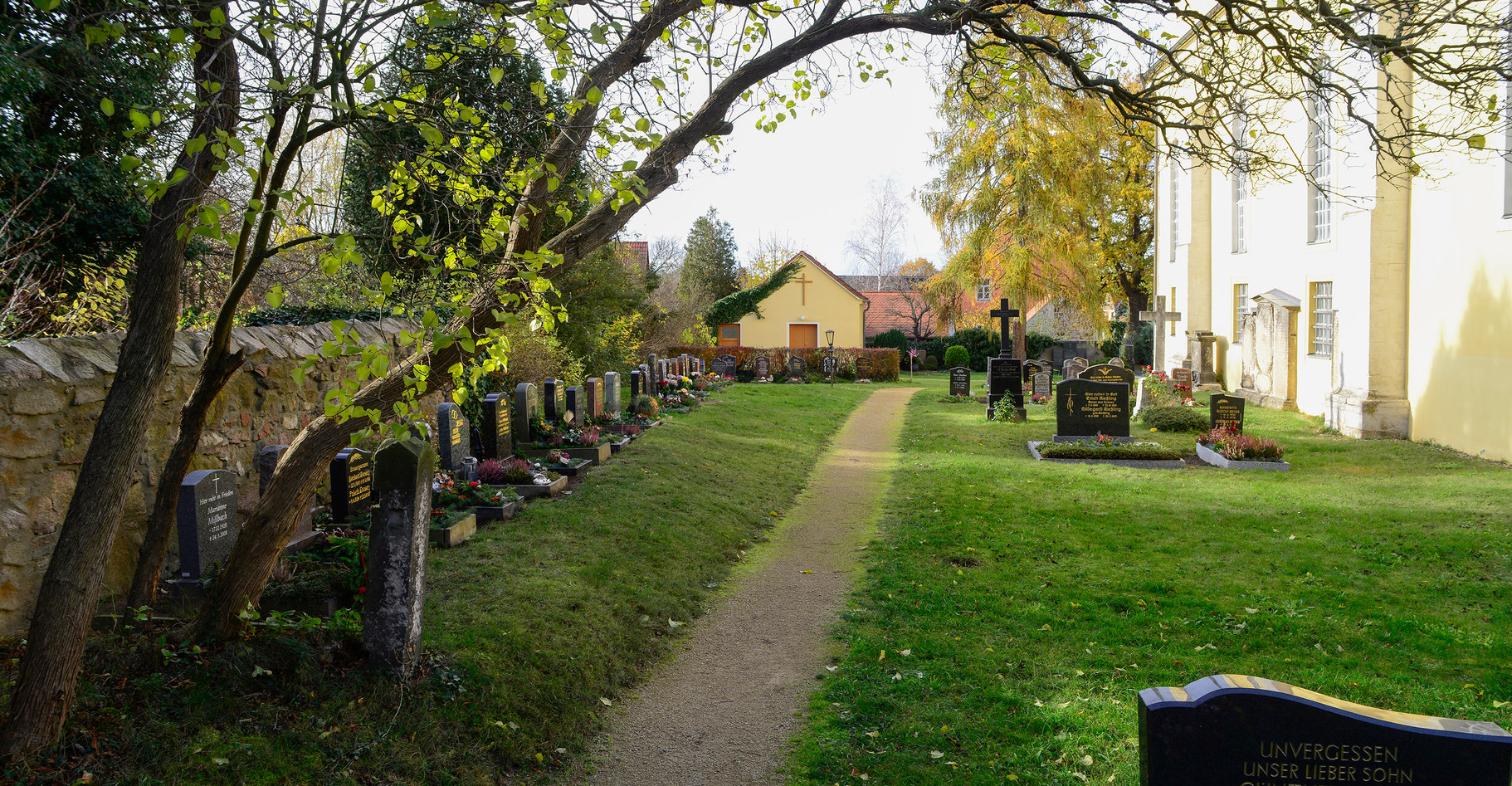 Friedhof Gröbern