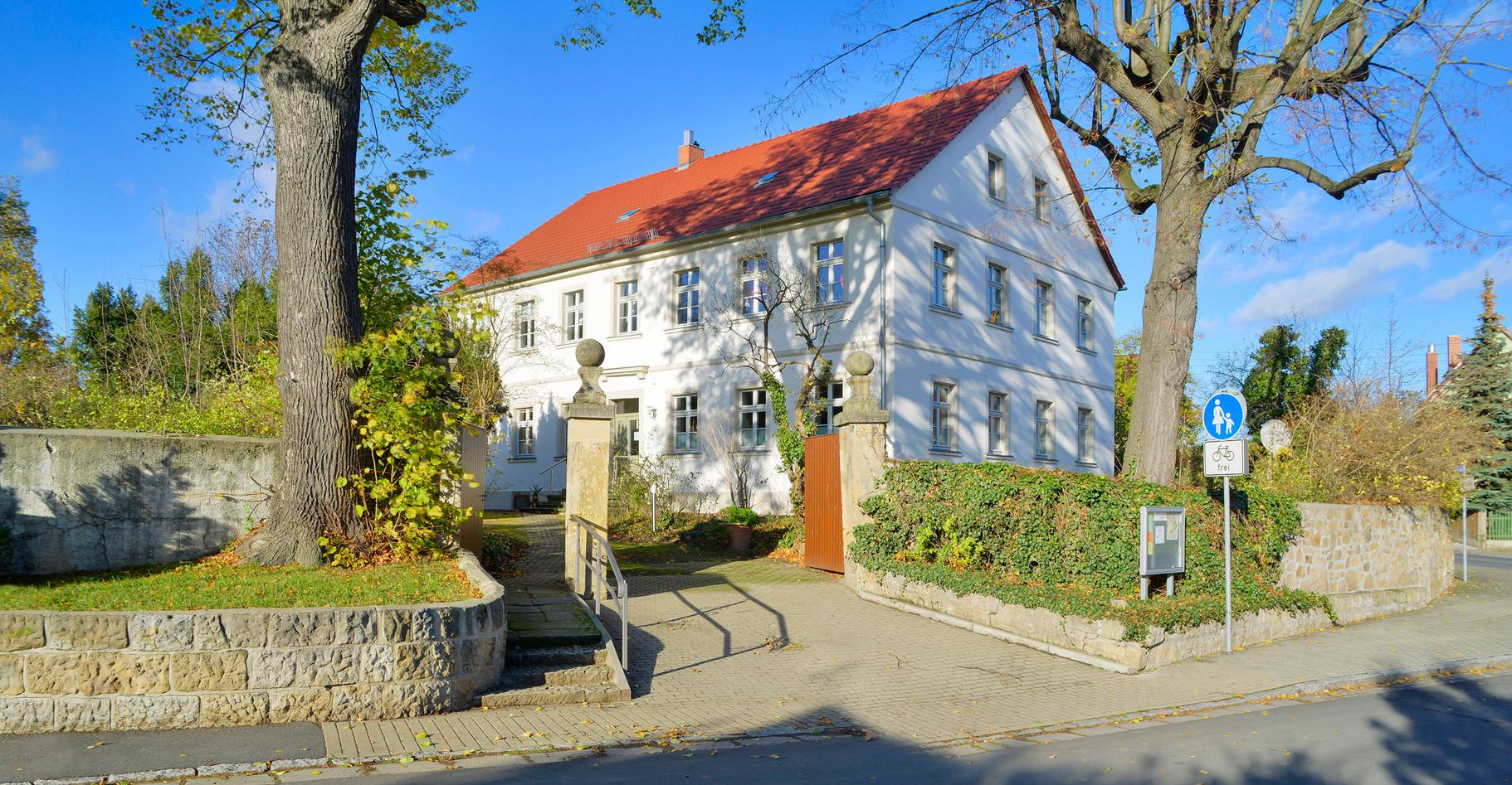 Pfarrhaus Niederau