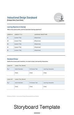 Instructional Design Templates | Instructional Design Central (IDC)