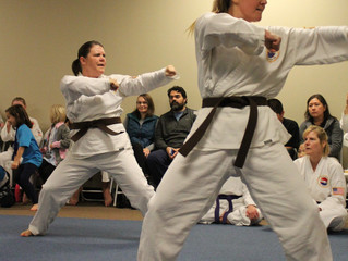 Adult Martial Arts - Change your body & life!