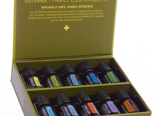 Curious About Essential Oils? Here is Miss Tammy's Experience