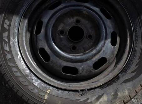 devemos Calibrar os pneus ainda frios?