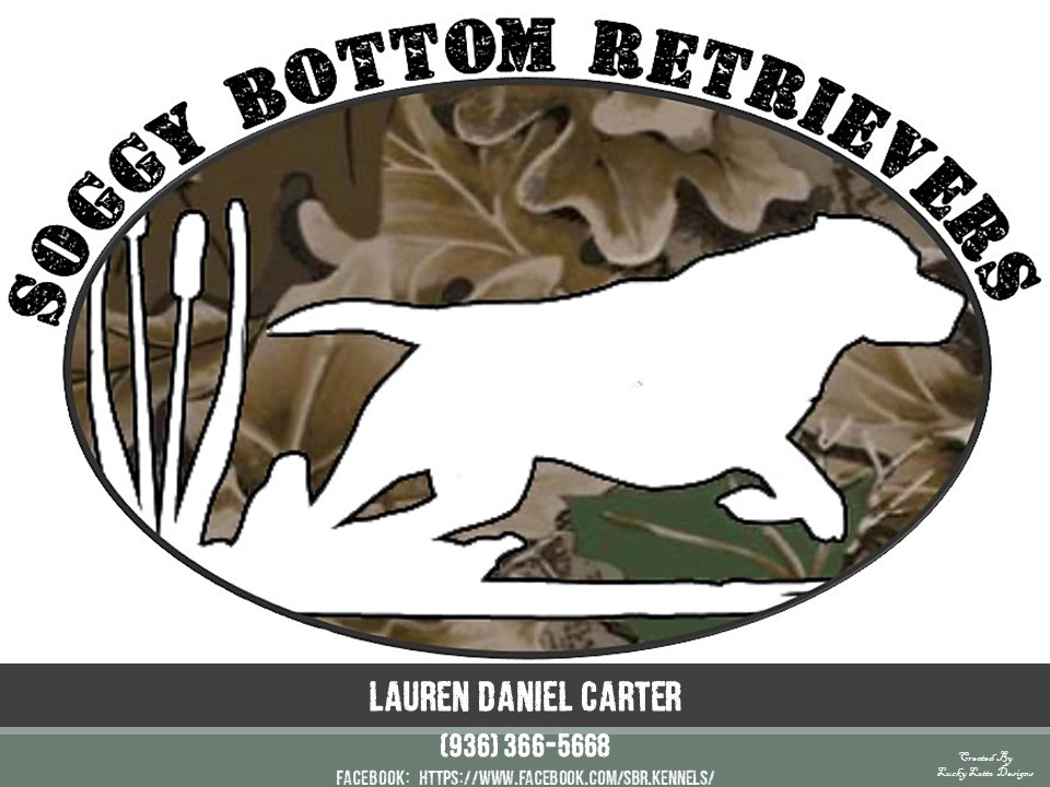 Soggy Bottom Retrievers Camo Green Final