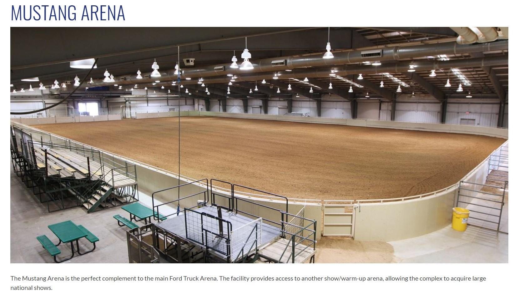Mustang Arena