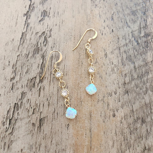 Crystal & Opal