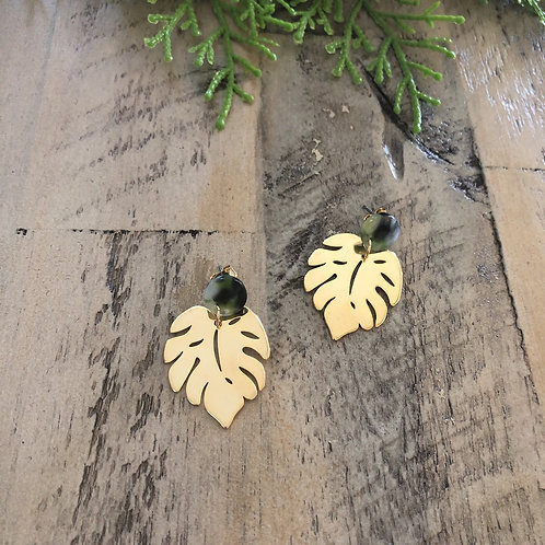 Gold Leaf-green