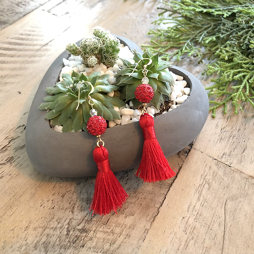 Holiday Tassel