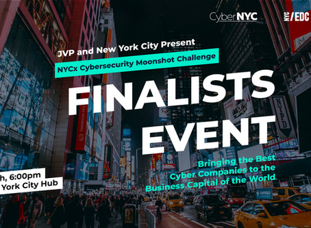 Cybersecurity Moonshot Challenge Finalists Event (15th)