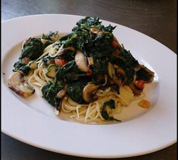 Köstliche Gerichte bei Giovanni