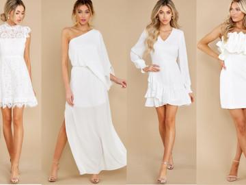 Spring Dresses for Brides