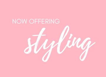 Tip Tuesday: Use a stylist!