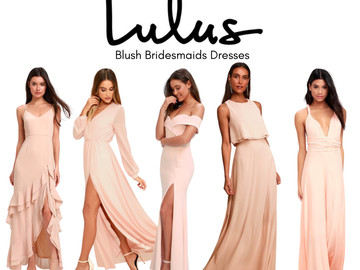 Lulus Bridesmaid Dresses