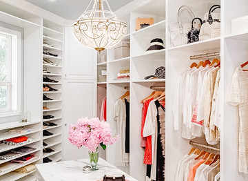 Tip Tuesday: Don't rule out your closet!
