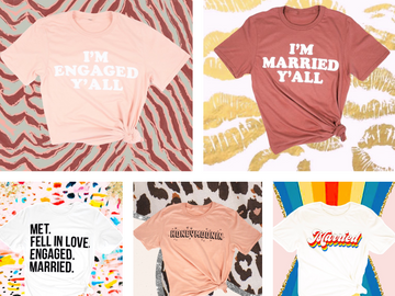 Dixie & Dot Relationship Tees