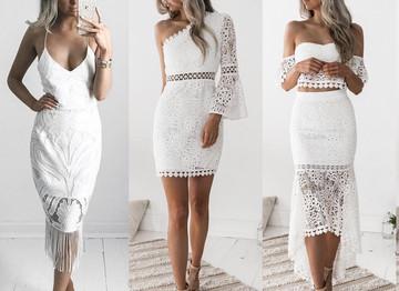 Get the Look: Beach Wedding Dresses by Jaus