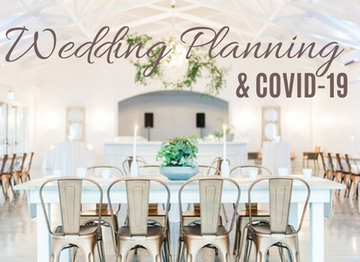 Tip Tuesday (On a Monday): Wedding Planning & COVID-19
