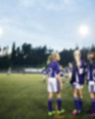 Équipe de football des filles